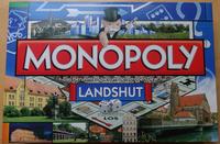 Board Game: Monopoly: Landshut Edition