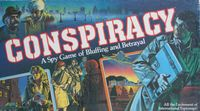 Board Game: Conspiracy