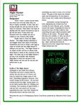 RPG Item: Advanced Prestige Class: Night Hunter