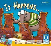 Board Game: It Happens..