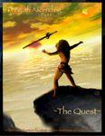 RPG Item: Dregoth Ascending Part 2: The Quest