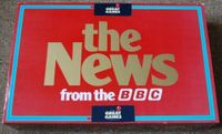 Board Game: The News from the BBC
