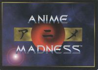Board Game: Anime Madness