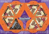 Board Game: Diceland: Horus Promo Die