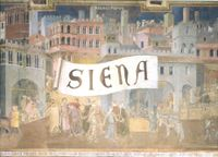 Board Game: Siena
