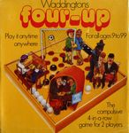 Board Game: Four-Up