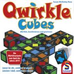 Board Game: Qwirkle Cubes