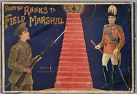 Board Game: From The Ranks To Field Marshal