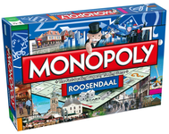 Board Game: Monopoly: Roosendaal edition