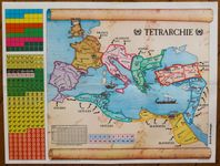Board Game: Tétrarchie