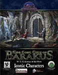 RPG Item: The Lost City of Barakus: Iconic Characters