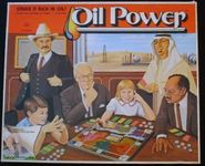 Board Game: Oil Power