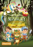 Board Game: Numeracy Legends and The Rainbow Unicorn