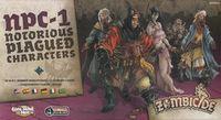 Board Game: Zombicide: Black Plague – NPC-1