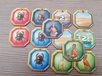 Board Game: Ankh'or
