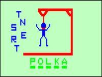 Video Game: Videocart-18: Hangman