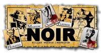 Board Game: NOIR: Deductive Mystery Game
