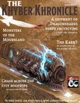 Issue: The Khyber Khronicle Volume 01