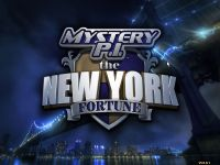 Video Game: Mystery P.I.: The New York Fortune