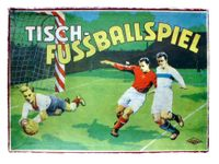 Board Game: Tisch-Fußballspiel