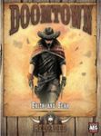 Board Game: Doomtown: Reloaded – Faith and Fear