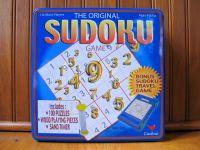 Board Game: The Original Sudoku Game