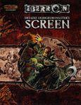 RPG Item: Deluxe Eberron Dungeon Master's Screen