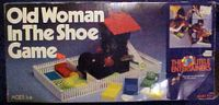 Board Game: Old Woman in the Shoe Game