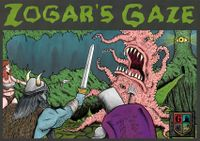 Board Game: Zogar's Gaze