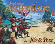 Board Game: Archipelago: War & Peace
