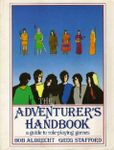 RPG Item: The Adventurer's Handbook: A Guide to Role-Playing Games