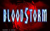 Video Game: BloodStorm