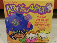 Board Game: Are You 4 Real?