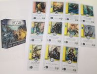 Board Game: Fight for Olympus