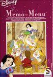 Board Game: Disney Princess Memo-Menu