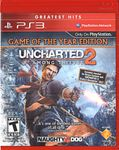 Video Game Compilation: Uncharted 2: Among Thieves Game of the Year Edition
