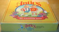 Board Game: Antics: The Friendship Game