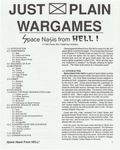 Board Game: Space Nazis from Hell