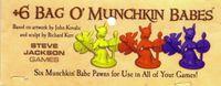 Board Game: +6 Bag O' Munchkin Babes
