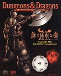 RPG Item: Dungeons & Dragons Adventure Game: Diablo II Edition
