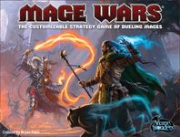 Board Game: Mage Wars Arena
