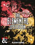 RPG Item: The Elemental Spellbook