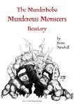 RPG Item: The Murderhobo Murderous Monsters Bestiary