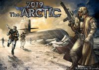 Board Game: 2019: The ARCTIC