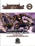 RPG Item: DCC #054: Forges of the Mountain King