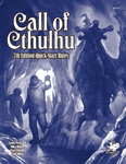 RPG Item: Call of Cthulhu 7th Edition Quick-Start Rules
