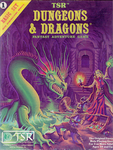 RPG Item: Dungeons & Dragons Basic Set (Second Edition)