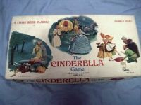 Board Game: The Cinderella Game