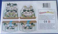 Board Game Accessory: Queendomino: Turtle Castle