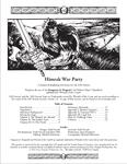 RPG Item: Himrak War Party